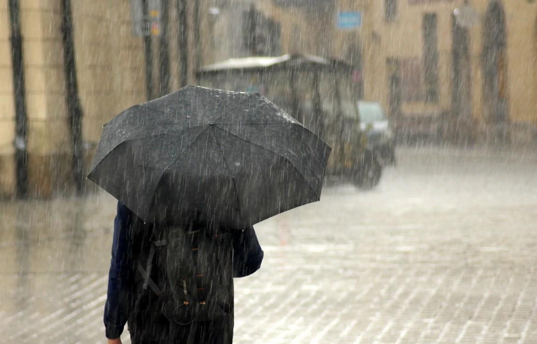 В Україні збільшується інтенсивність опадів