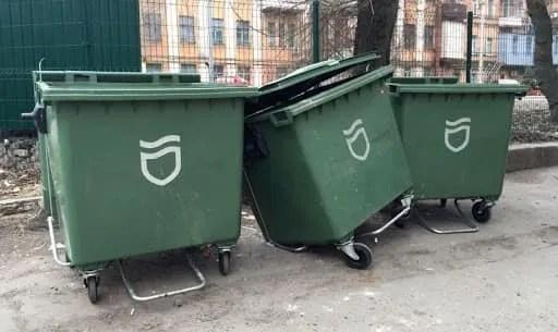 Генпрокуратуру и СБУ заинтересовали... мусорные баки! Чудны дела твои, Господи!