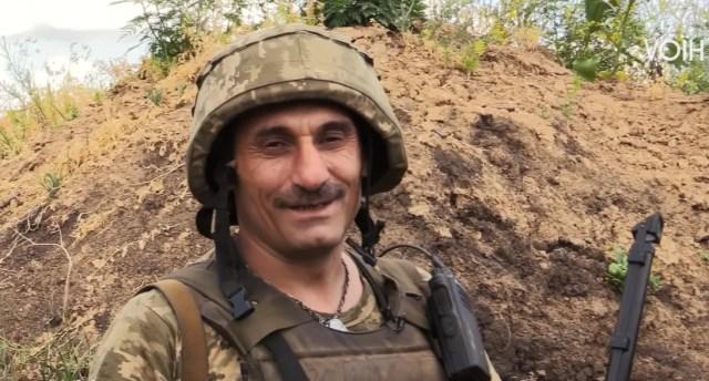 Армеец обратился к родному Закарпатью