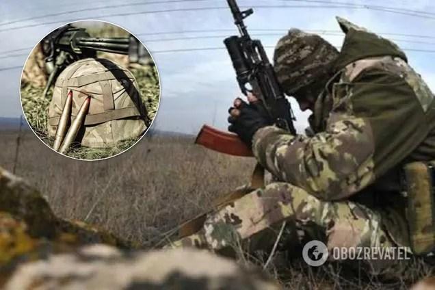 Наемники Путина убили украинского воина на Донбассе