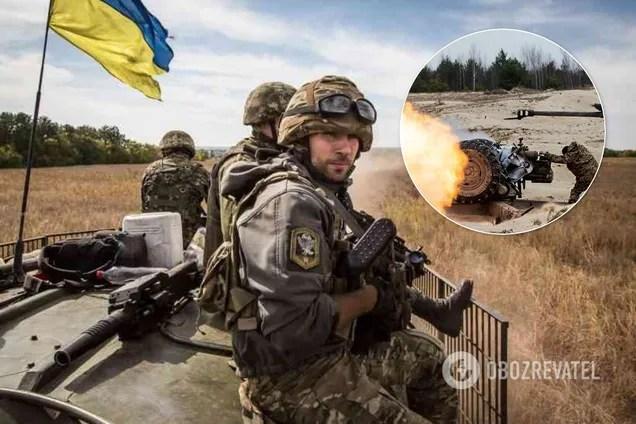 Наемники России напали на ВСУ на Донбассе