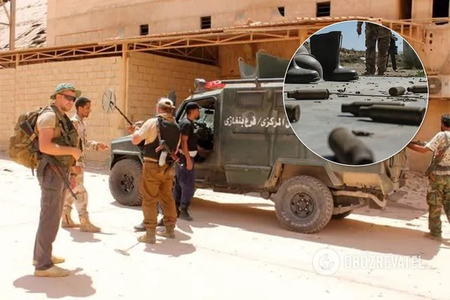 """Наемников из ППК """"Вагнера"""" в Ливии уличили в применении химического оружия"""