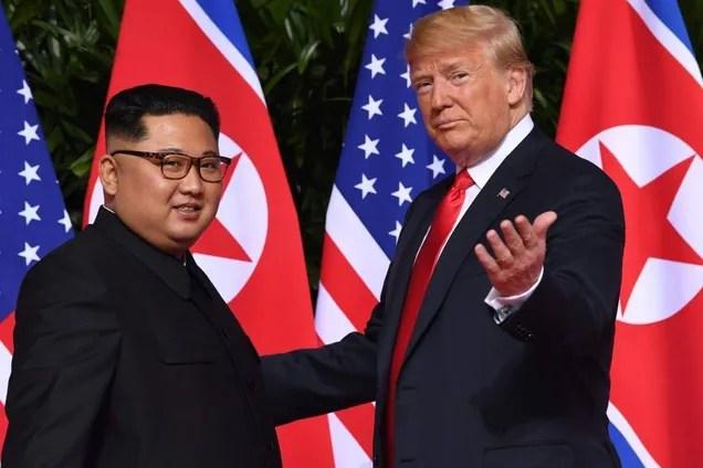 Трампу удалось узнать, что случилось с Ким Чен Ыном
