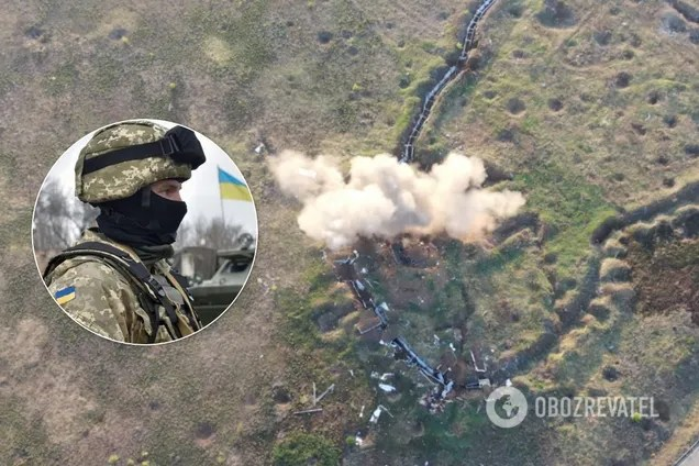 ВСУ разгромили позиции террористов на Донбассе