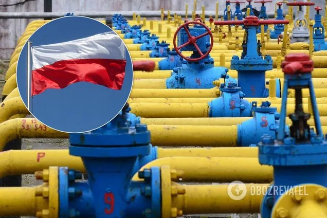Польща ухвалила рішення щодо транзиту російського газу