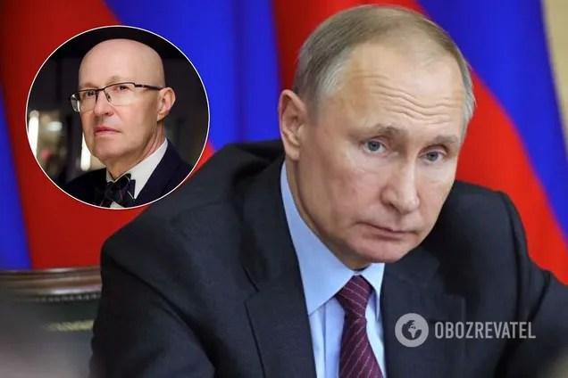 Соловей рассказал о состоянии здоровья Путина