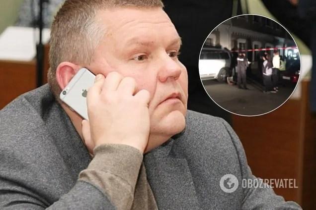 Валерія Давиденко знайшли застреленим