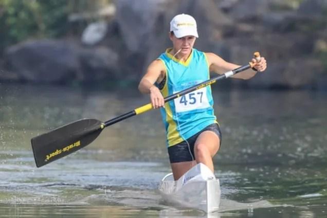 Українка найкраща веслувальниця в світі!
