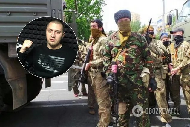 В Донецке убили сына экс-главаря