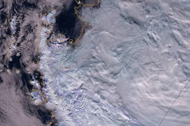 Найбільший айсберг рухається до Атлантики