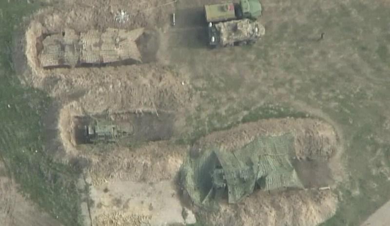 Розвідка показала -  фото півострова Крим з висоти лякають