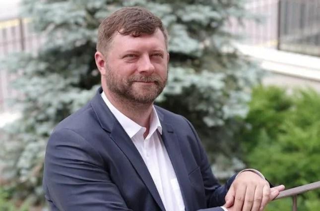 """Олександр Корнієнко може очолити """"Слугу народу"""""""