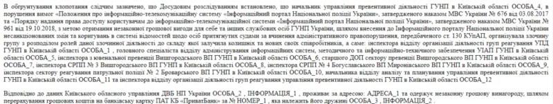 Свідки-куми, свої адвокати і підтасовка даних: як поліція вибиває гроші з українців