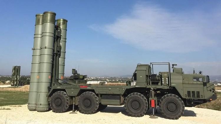 Российская система С-400