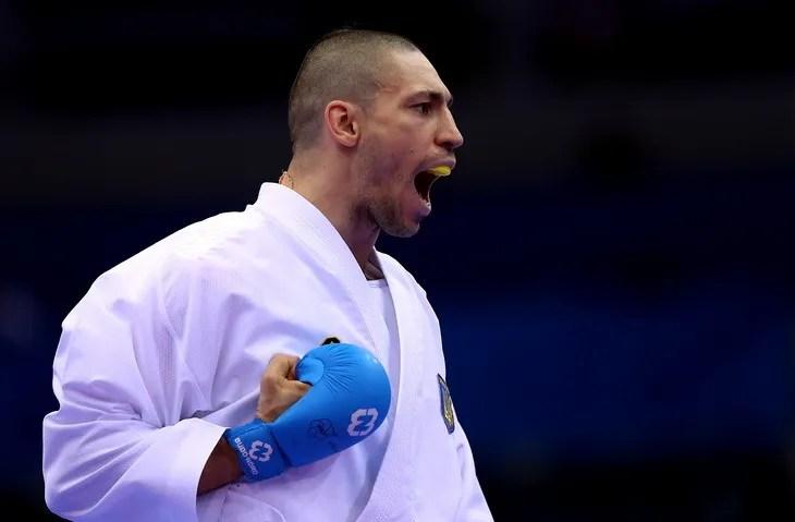 Станіслав Горуна – карате, перемога в куміте до 75 кг