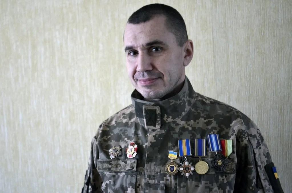 Розвідник Олександр Колодяжний
