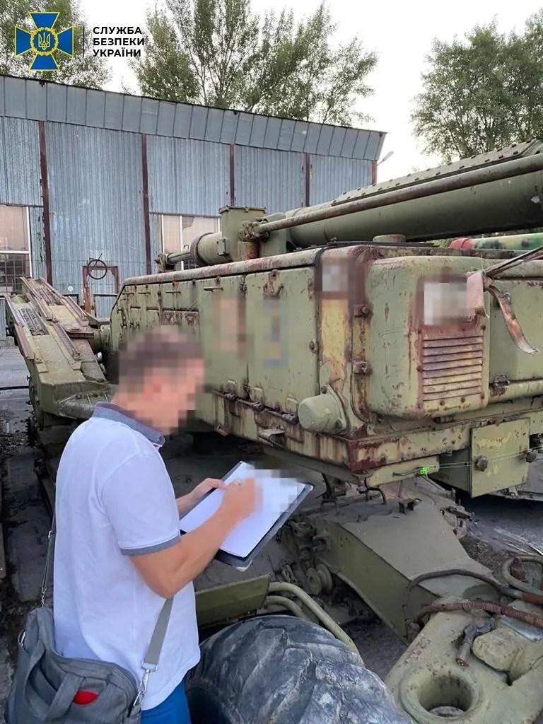 В Україну ввезли три зенітно-ракетних комплекси радянського виробництва.