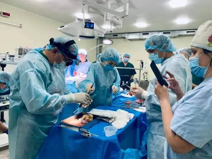 Операції проводилися 21 листопада