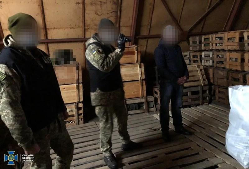 СБУ розкрила махінацію із закупівлі військового майна на 1 млн