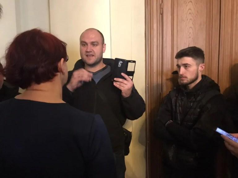 Скандал с Королевской во Львове