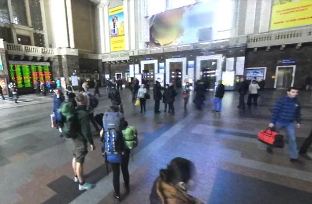 """Вокзал """"Киев-Пассажирский"""""""