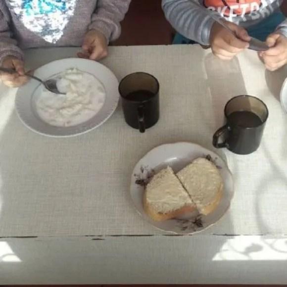 Харчування в дитсадку