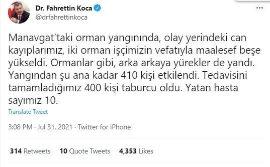 У МОЗ повідомили про 410 постраждалих