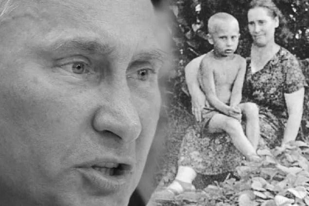 Отец лупил палкой: всплыли жуткие факты о детстве Путина
