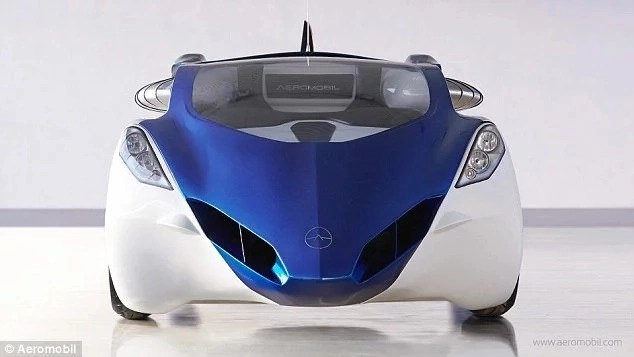 Flying car ready for pre-order this year after 10 years in making