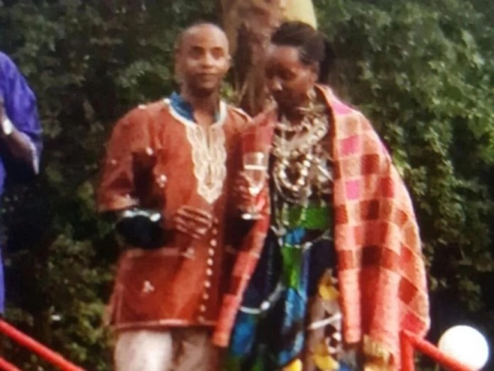 Jomo weds girlfriend in traditional Kikuyu ceremony
