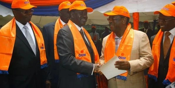 New party formed in Luo Nyanza to rival Raila's ODM