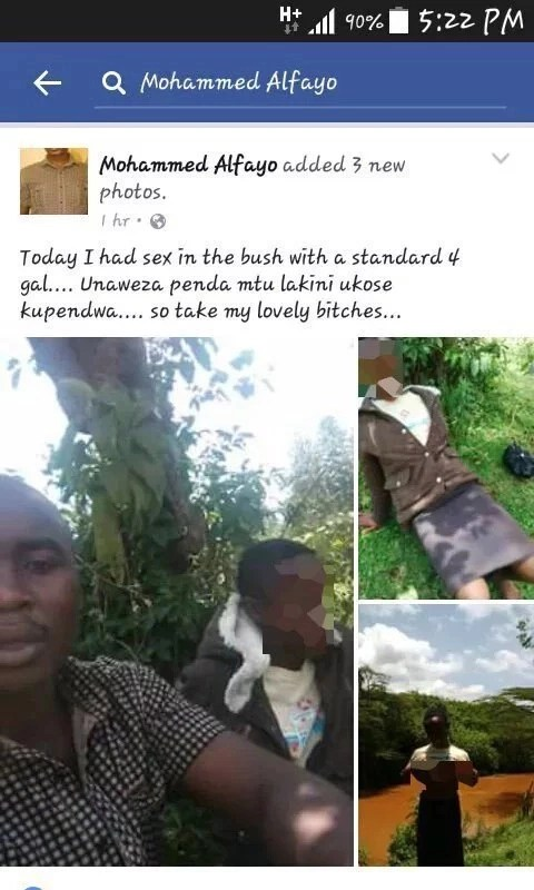 0fgjhs6c3909dbtq7.f6962ffd - Kenya Man Who Bragged About Sleeping With Girl In The Bush Freed (Photos)