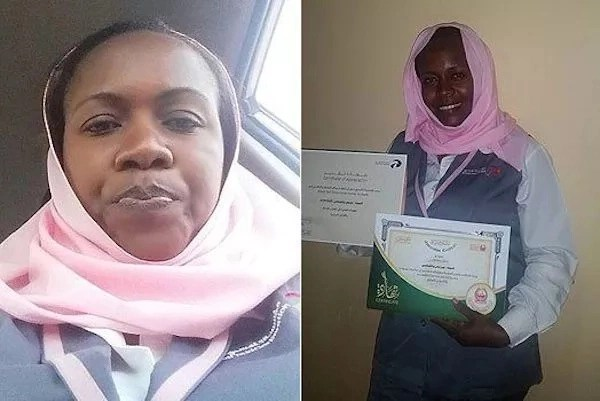 36-year-old African woman is named best taxi driver in Dubai