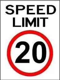 Transport for London (TFL) have imposed a speed limit of 20mph in London to reduce road deaths