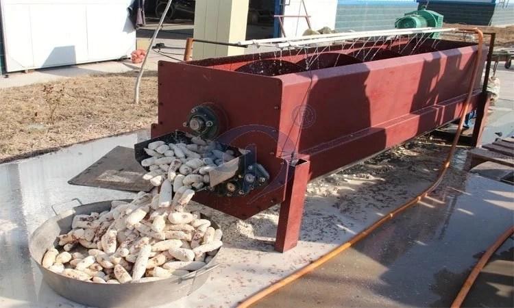 Costs of Cassava Peeling Machines In Nigeria