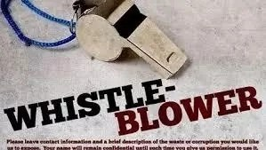 Whistle Blowing policy In Nigeria