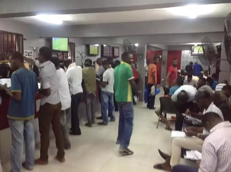 How to start a betting shop in Nigeria