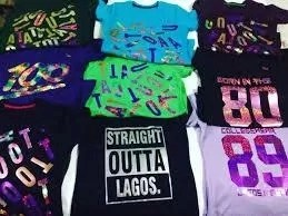 How to Start a T-Shirt Printing Business in Nigeria