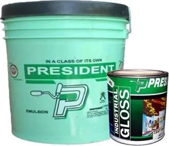 President Paint Price in Nigeria