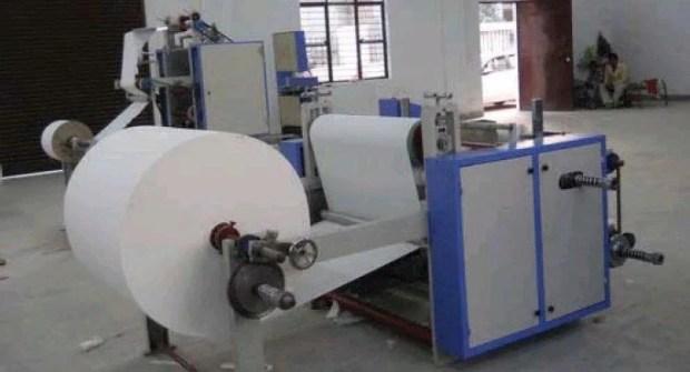 Price Of Tissue Paper Making Machine In Nigeria