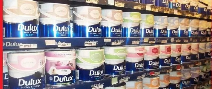Price of Dulux Paint in Nigeria