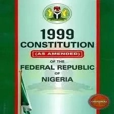 8 Functions of Nigerian Constitution