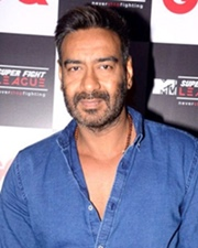 Actor & Bollywood Star Ajay Devgan