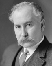 United States Senator Albert B. Fall