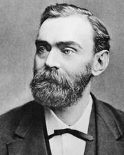 Chemist, Engineer & Innovator Alfred Nobel