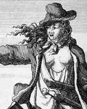 Pirate Anne Bonny