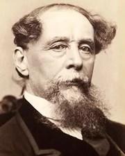 Novelist Charles Dickens
