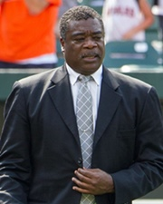 MLB First Baseman Eddie Murray