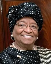 Africa's First Elected Female Head of State Ellen Johnson-Sirleaf