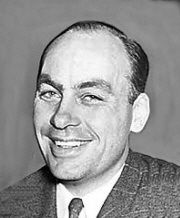 Inventor of the Gallup Poll George Gallup